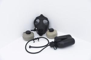 gas mask the perfect prepper