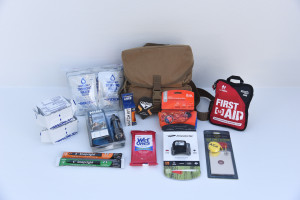Deluxe Student Emergency Kit - Perfect Prepper