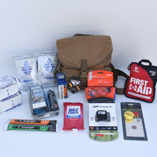 Deluxe Student Emergency Kit – Perfect Prepper