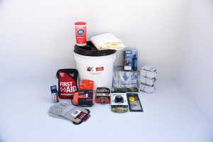 Basic Home Emergency Kit - 1 Person - Perfect Prepper