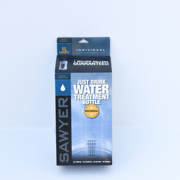 Sawyer Water Treatment Bottle – Perfect Prepper