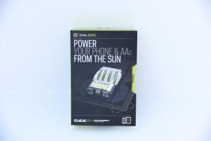 Goal Zero Solar Charger - Perfect Prepper