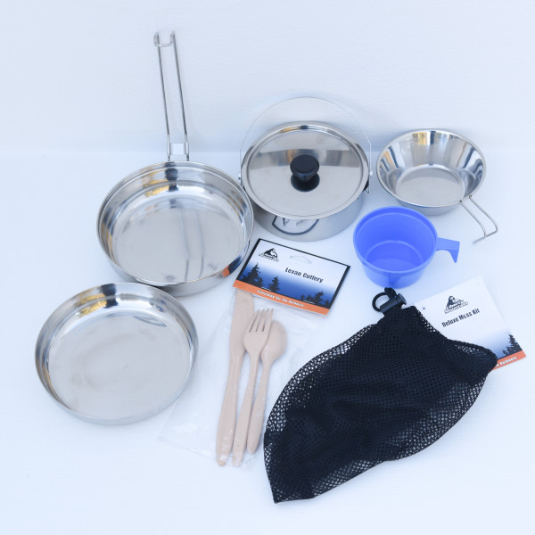 Olicamp Deluxe Mess Kit – Perfect Prepper