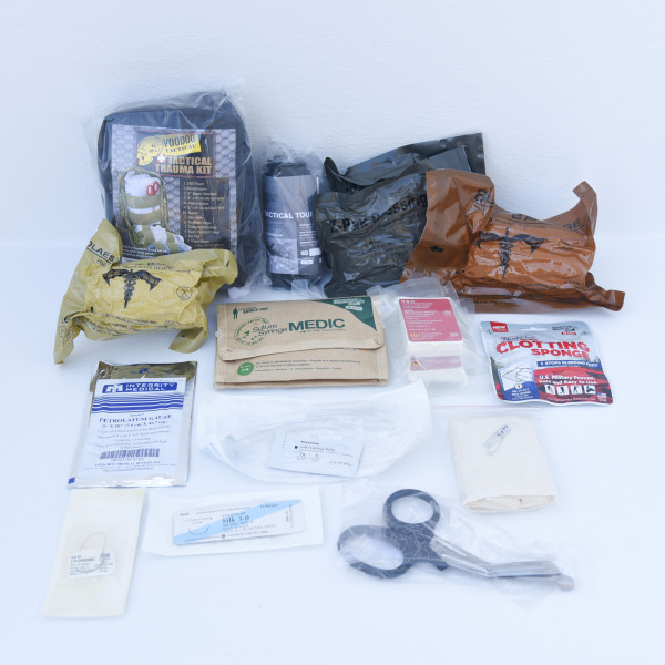 Advanced Trauma & Traumatic Bleeding Kit – Perfect Prepper