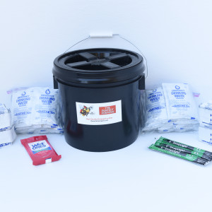 Basic Food & Water Kit - Perfect Prepper