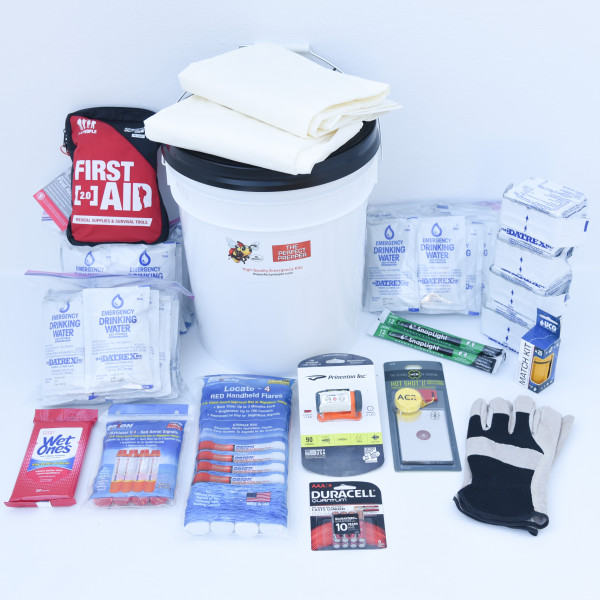 Medium Boat Emergency Kit – Perfect Prepper