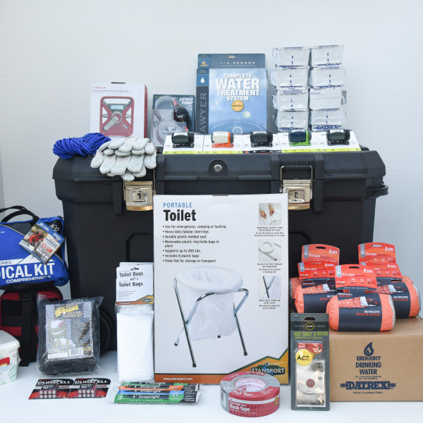 Office Emergency Kit – Perfect Prepper