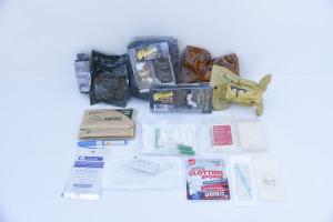 Deluxe Advanced Trauma & Traumatic Bleeding Kit - Perfect Prepper