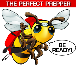 the perfect prepper alternate logo